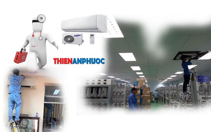 Dịch vụ sửa máy lạnh uy tín nhất TPHCM
