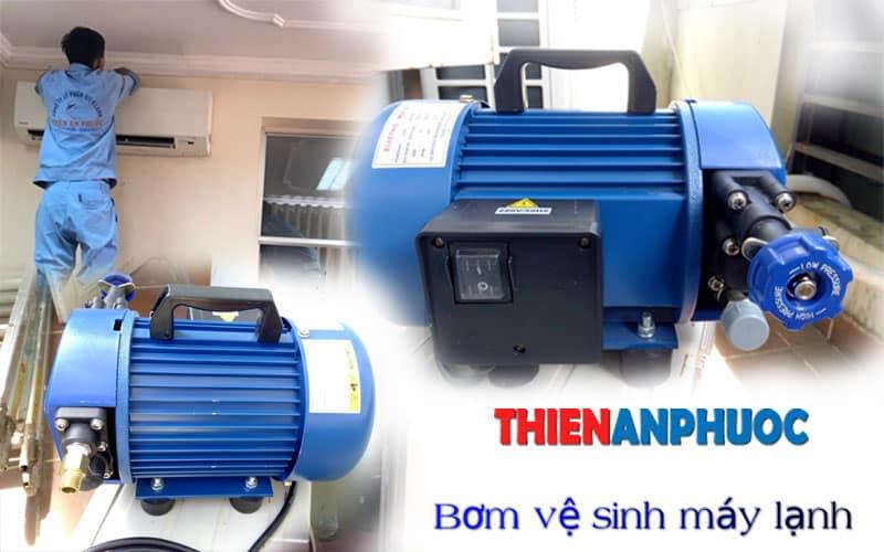 Cung cấp máy bơm vệ sinh máy lạnh tạo áp lực từ mô tơ với giá rẻ
