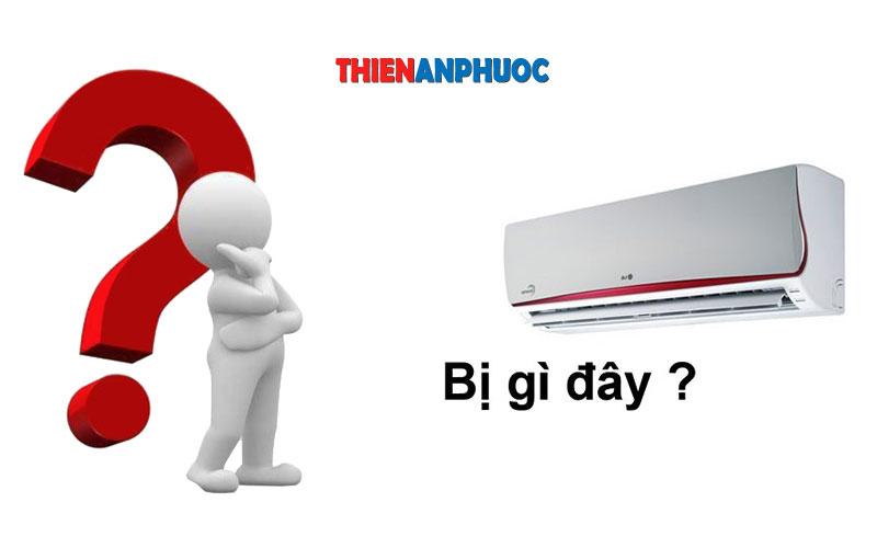 Máy lạnh bị lỗi gì? Dịch vụ sửa máy lạnh giá rẻ tại TPHCM