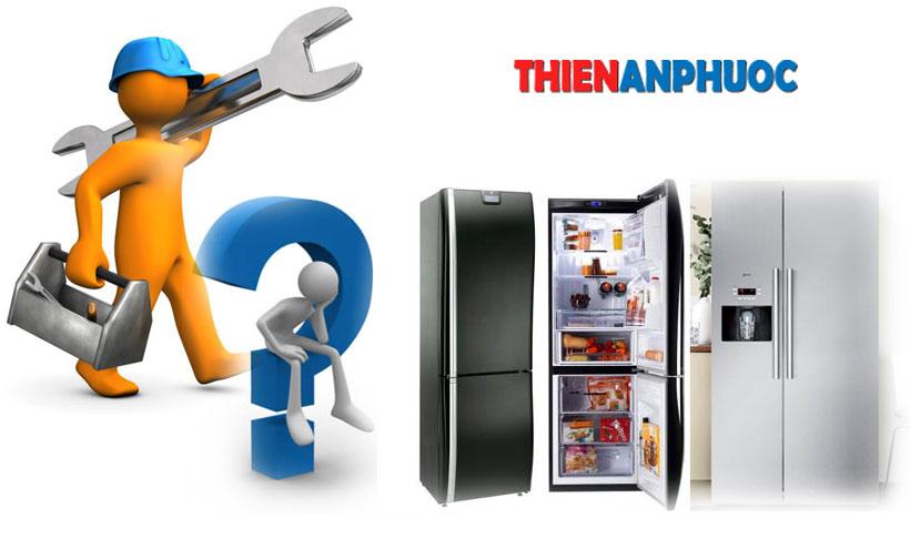 Sửa các dòng tủ lạnh Thiên An Phước