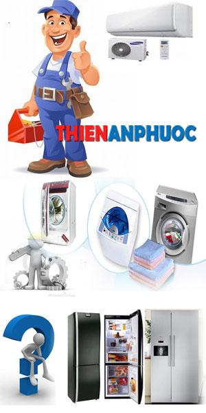 Quảng cáo sửa điện lạnh Thiên An Phước