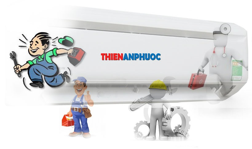 Sửa các dòng máy lạnh Thiên An Phước