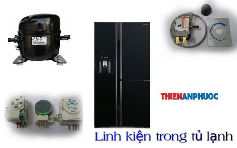 Bán linh kiện tủ lạnh tại TPHCM – Chức năng phụ kiện điện lạnh