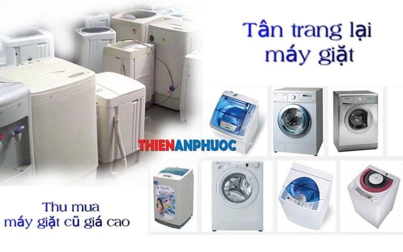 Dịch vụ mua bán máy giặt cũ giá rẻ | Bán máy giặt mới giá tốt tại TPHCM