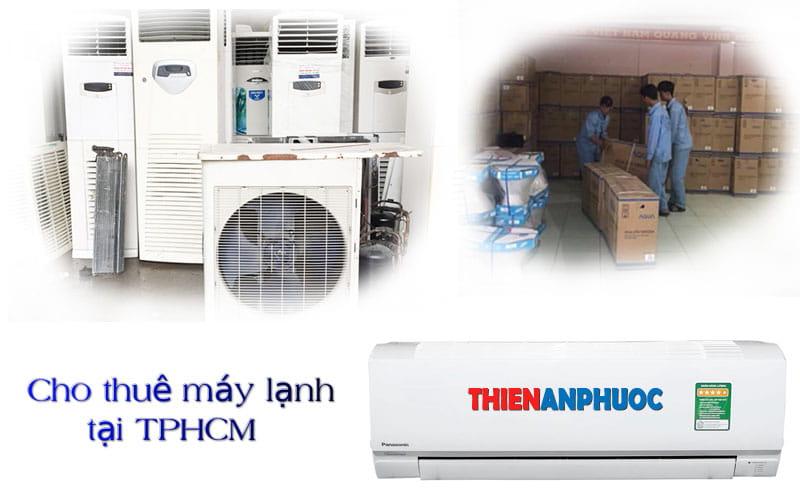 Dịch vụ cho thuê máy lạnh gia đình tại TPHCM