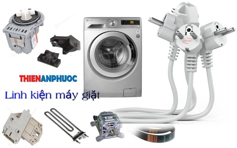 Cung cấp phụ tùng – Linh kiện máy giặt chính hãng chất lượng TPHCM