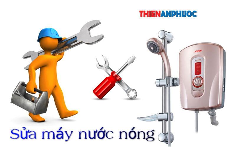 Sửa máy nước nóng uy tín chất lượng tại TPHCM