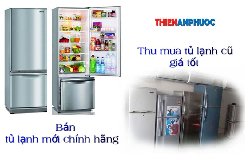 Mua bán tủ lạnh giá rẻ tại TPHCM