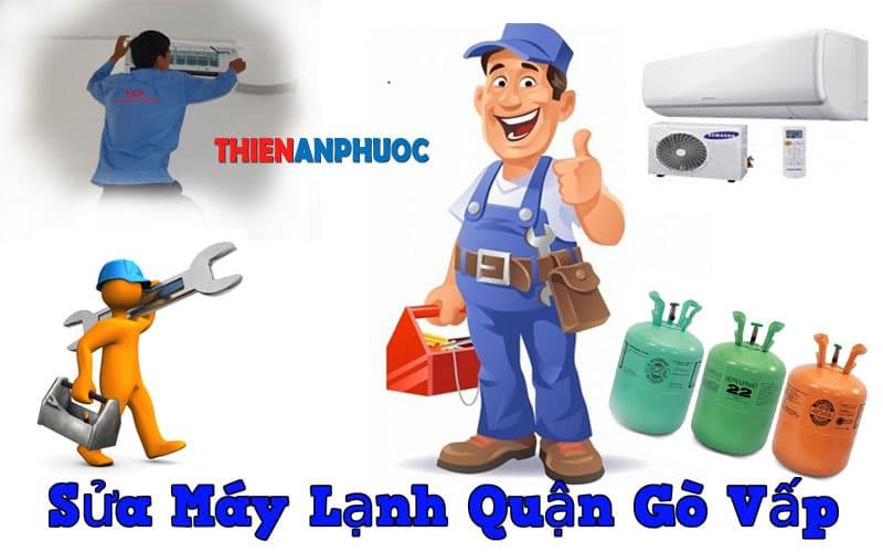 Dịch vụ sửa máy lạnh quận Gò Vấp uy tín chất lượng tại TPHCM