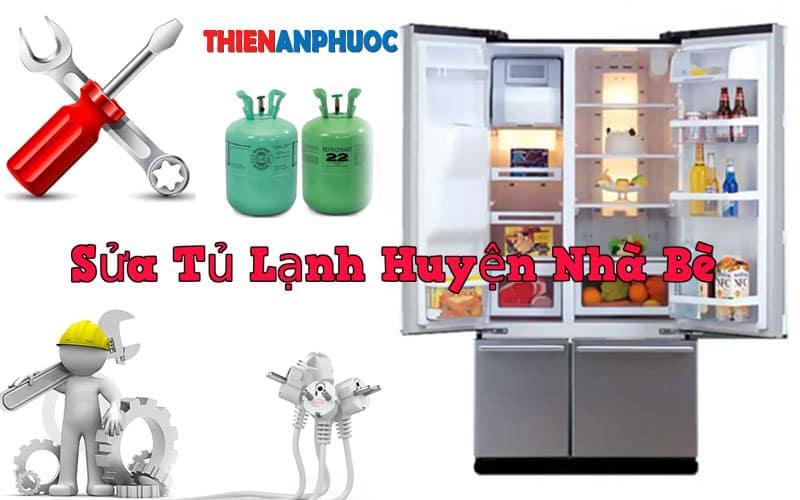 Dịch vụ sửa tủ lạnh huyện Nhà Bè chất lượng hàng đầu TPHCM