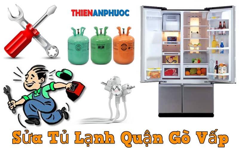 Dịch vụ sửa tủ lạnh quận Gò Vấp giá rẻ chất lượng tại TPHCM