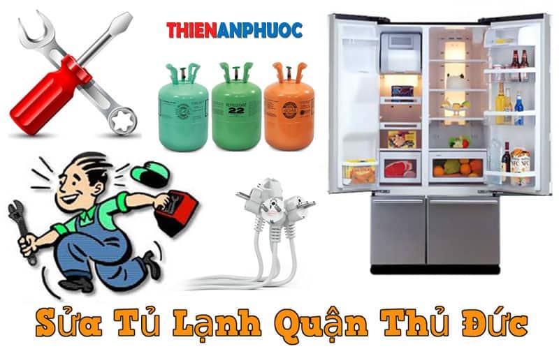 Dịch vụ sửa tủ lạnh quận Thủ Đức chất lượng hàng đầu TPHCM