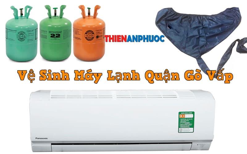 Dịch vụ vệ sinh máy lạnh quận Gò Vấp chất lượng nhất TPHCM