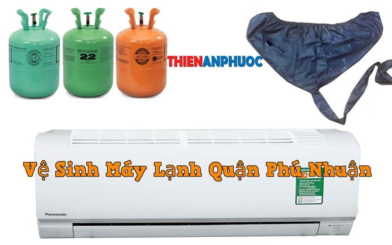 Dịch vụ vệ sinh máy lạnh quận Phú Nhuận chất lượng tại TPHCM