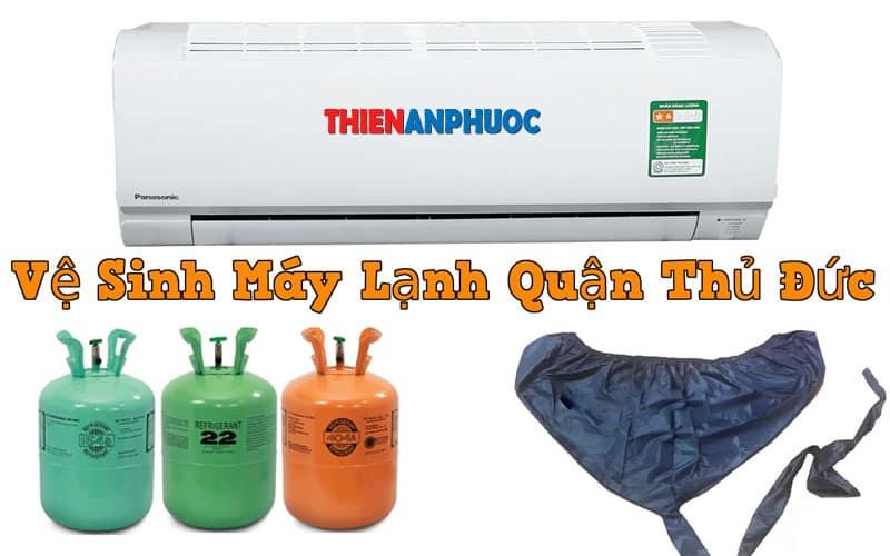 Dịch vụ vệ sinh máy lạnh quận Thủ Đức chất lượng hàng đầu TPHCM