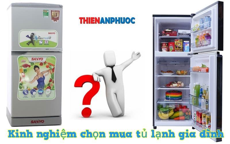 Chia sẻ kinh nghiệm chọn mua tủ lạnh gia đình giá tốt tại TPHCM