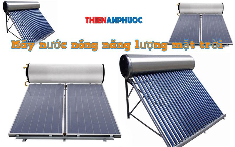Máy nước nóng năng lượng mặt trời giá bao nhiêu? Thiên An Phước