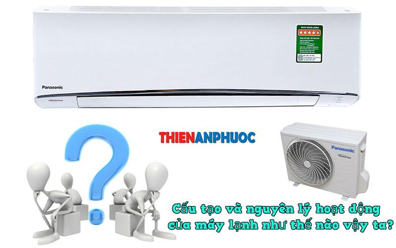 Cấu tạo và nguyên lý hoạt động của máy lạnh, máy điều hòa