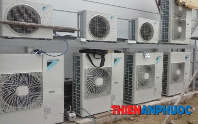 Thi công hệ thống máy lạnh công nghiệp